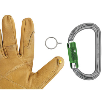 Petzl M34A AM'D Pin Lock Carabiner