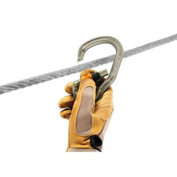 Petzl M040 Vertigo Wire-Lock Park Carabiner
