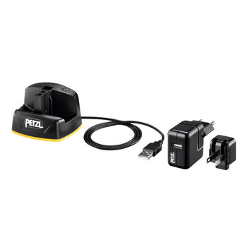 Petzl E080AA00 Wall charger for ACCU 2 DUO Z1 rechargeable battery