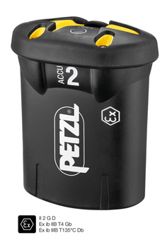 Petzl E80001 ACCU DUO Rechargeable Battery for DUO Z1
