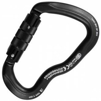 Kong Ferrata Twist Lock Carabiner