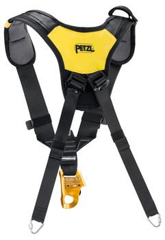 Petzl C081BA00 Chest Top Croll S Harness