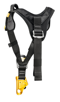 Petzl C081CA00  Chest Top Croll L Harness