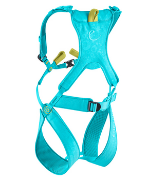 Edelrid Fraggle III Kids Harness, Icemint 2020