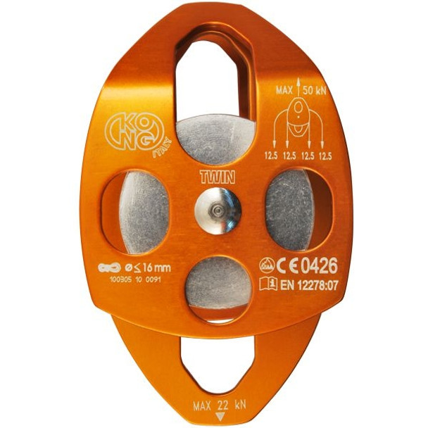 Kong Twin Pulley