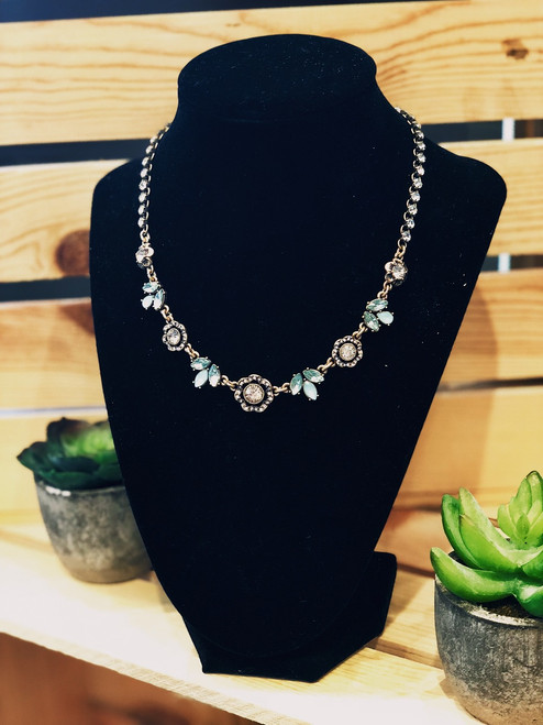 Parisian Belle Collar Necklace
