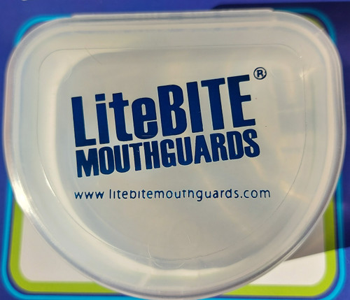 LiteBITE Carry-case, in case you need an extra!