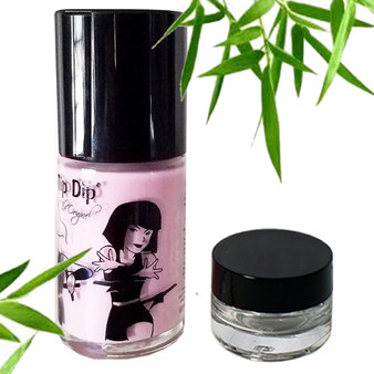 HD Nail Polish: Gloss & Toss
