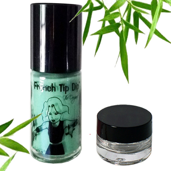 HD Nail Polish: Minty Me