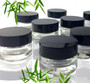 6 Pack: Glass Dipping Containers