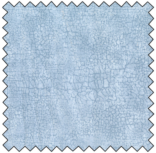 Crackle - CAPE BLUE