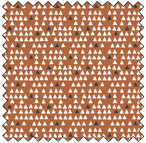 Tiny Triangles - BROWN