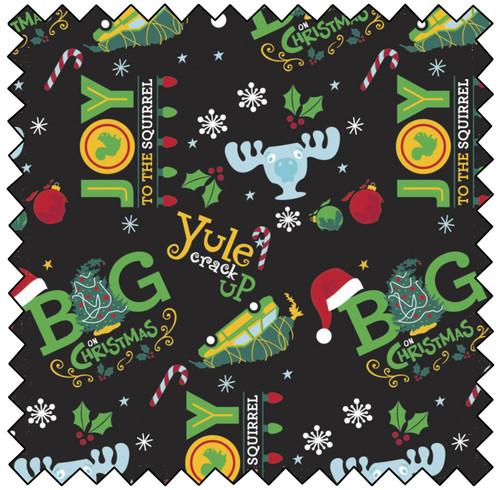 CV Big Christmas - BLACK