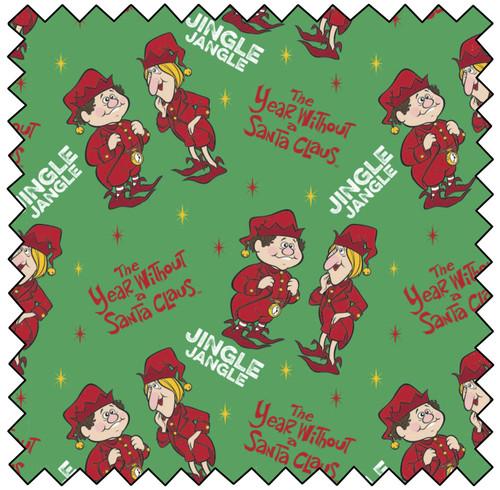 TYWASC Jingle Jangle - GREEN