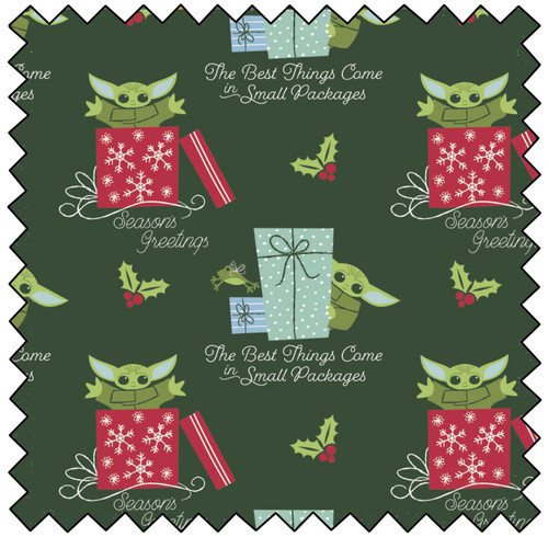 Child Small Packages - GREEN