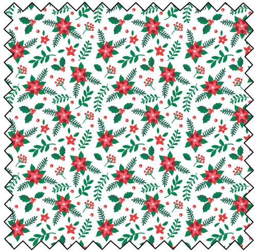 Poinsettias - WHITE