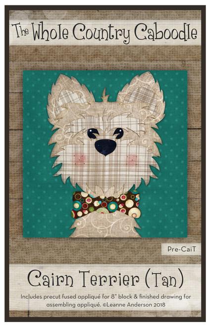 Cairn Terrier (Tan)