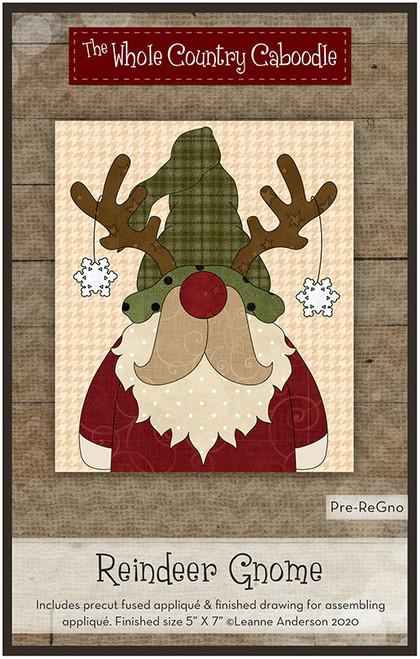 Reindeer Gnome