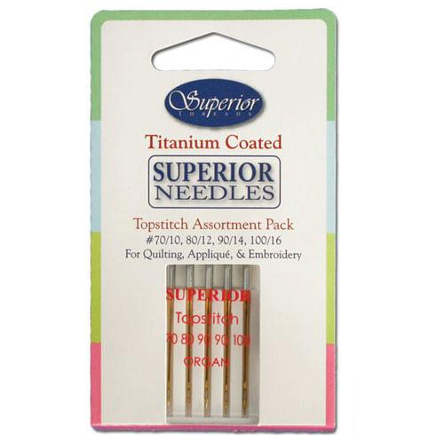 Topstitch Needles -  ASSORTMENT