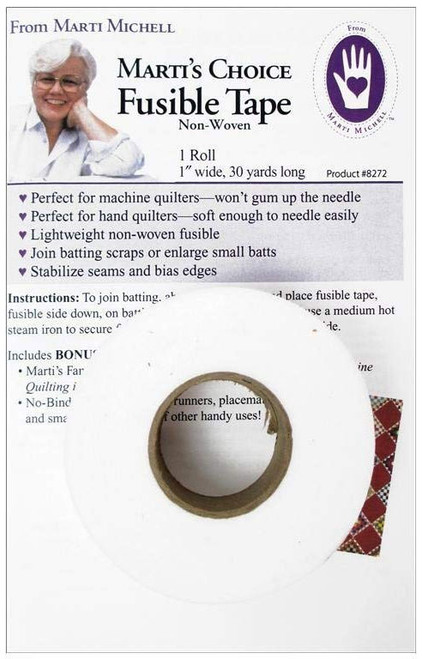 Marti's Choice Fusible Tape
