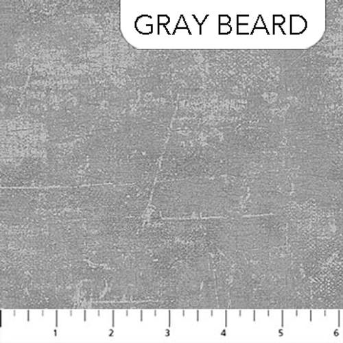 CANVAS -GRAY BEARD