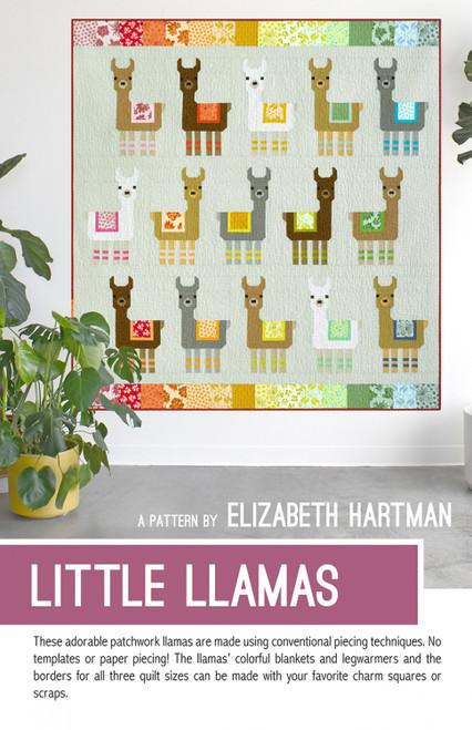 Little Llamas Pattern