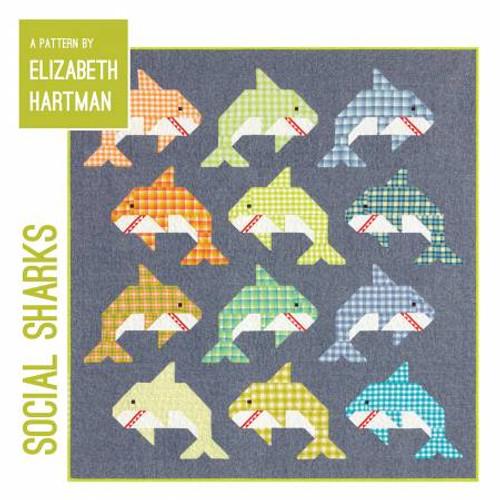 Social Sharks Pattern