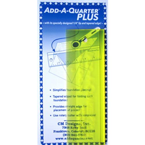 """6"""" Add-A-Quarter Plus"""