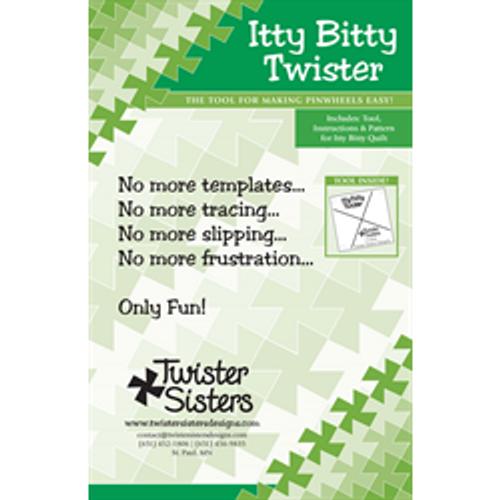 Itty Bitty Twister Template