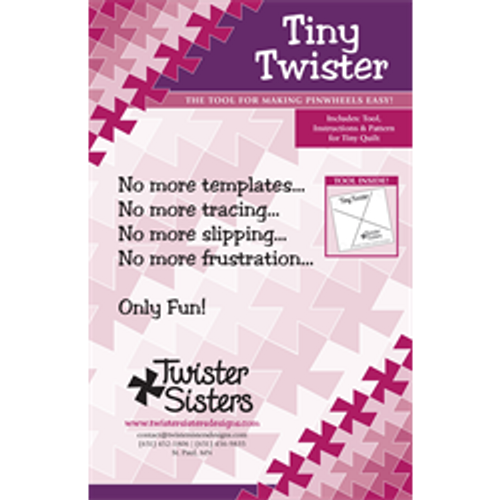 Tiny Twister Template