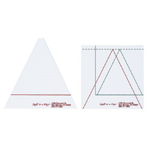 Triangle in a Square Rulers