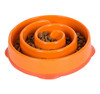 Outward Hound Fun Feeder Orange