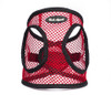 Bark Appeal Netted EZ Wrap Harness Red