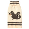 FABDOG Squirrel sweater