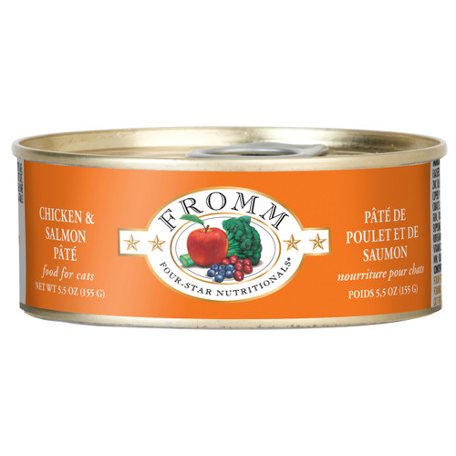 Fromm Chicken and Salmon Pâté
