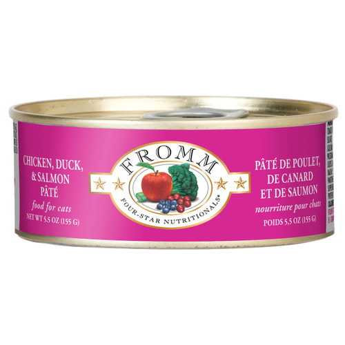 Fromm Chicken, Duck and Salmon Pâté