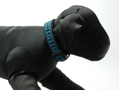 Kips Illusion Bones Dog Collar