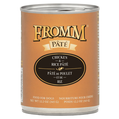 Fromm Chicken and Rice Pâté