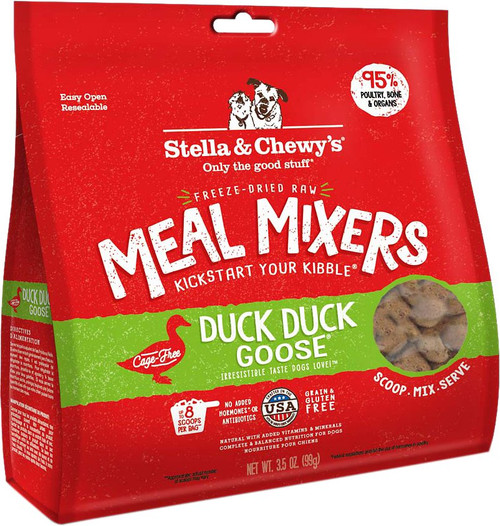 Stella & Chewy's Duck Duck Goose Meal Mixers
