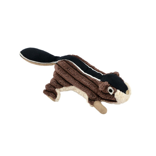 Tall Tails Plush Chipmunk with Squeaker (5 inches)