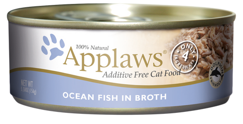 Applaws Ocean Fish in Broth
