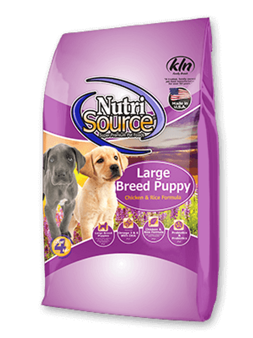 NutriSource Large Breed Puppy