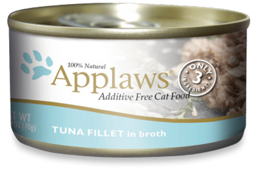 Applaws Tuna Fillet in Broth
