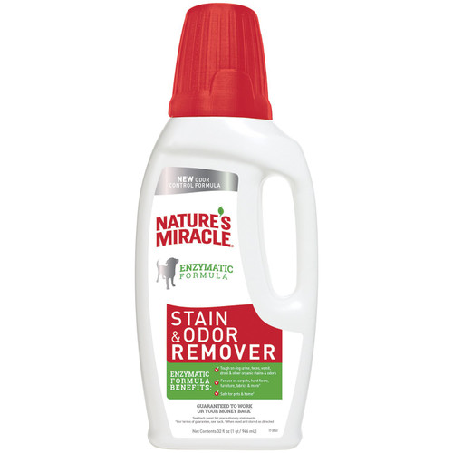 Nature's Miracle Stain & Odor Remover Enzymatic Formula