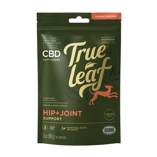 True Leaf CBD Hip & Joint Chews for Dogs