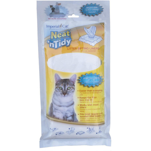 Imperial Cat Neat 'n Tidy Disposable Lifter-Sifting Box Liners