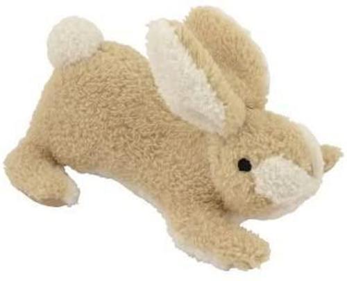 "Tall Tails Spring Rabbit with Squeaker 9"" Plush"