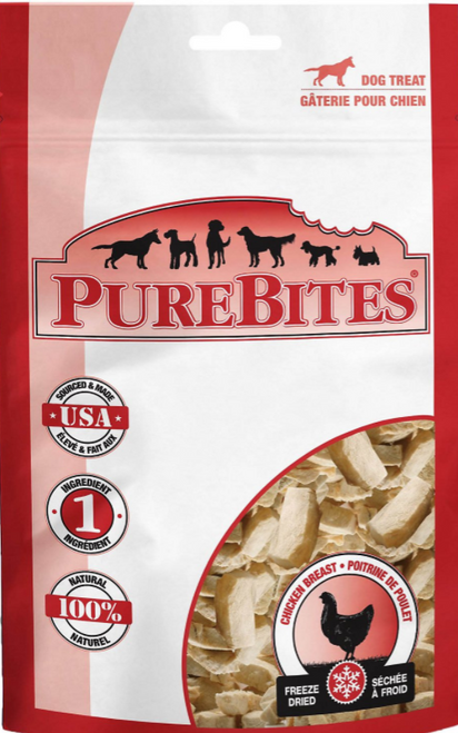 PureBites Freeze Dried Chicken Breast