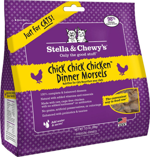 Stella & Chewy's Chick, Chick, Chicken for Cats