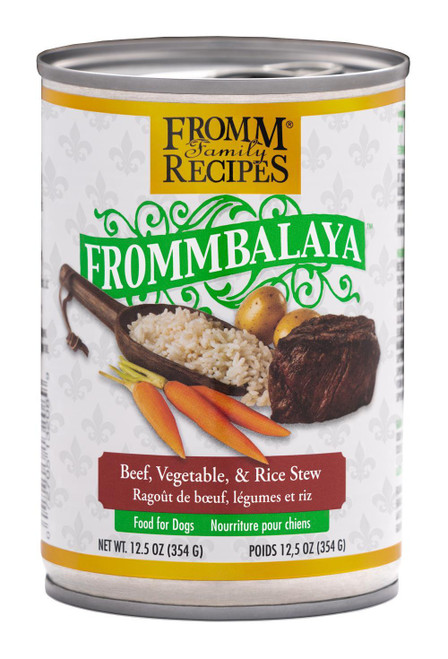 Fromm Frommbalaya Beef Stew
